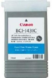 Original Canon BCI-1431C Cyan Ink Cartridge (8970A001AA)