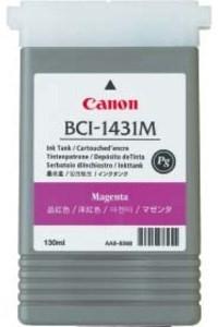 Original Canon BCI-1431M Magenta Ink Cartridge (8971A001AA)