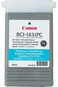 Original Canon BCI-1431PC Photo Cyan Ink Cartridge (8973A001AA)