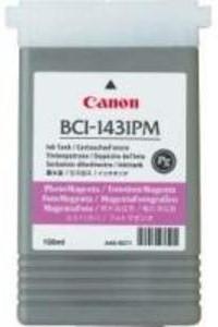 Original Canon BCI-1431PM Photo Magenta Ink Cartridge (8974A001AA)