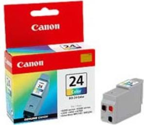 Original Canon BCI-24C Colour Ink Cartridge (6882A002)