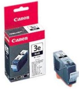 Original Canon BCI-3EBK Black Ink Cartridge (4479A002)