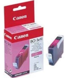 Original Canon BCI-3M Magenta Ink Cartridge (4481A002)