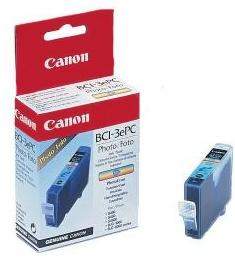 Original Canon BCI-3PC Photo Cyan Ink Cartridge (4483A002)