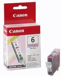 Original Canon BCI-6PM Photo Magenta Ink Cartridge (4710A002)