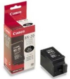 Original Canon BX-20 Black Ink Cartridge (0896A002AA)
