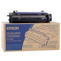 Original Epson C13S050167 Black Toner Cartridge