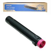 Original Epson C13S050196 Magenta Toner Cartridge