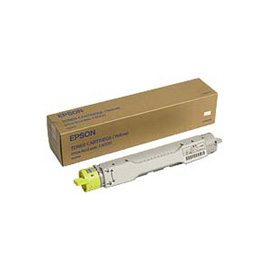 Original Epson C13S050210 Yellow Toner Cartridge