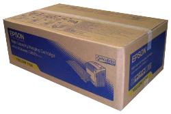 Original Epson C13S051124 Yellow Toner Cartridge