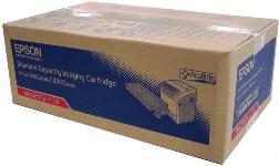 Original Epson C13S051129 Magenta Toner Cartridge
