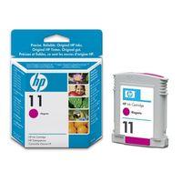 Original HP 11 Magenta Ink Cartridges (C4837AE)