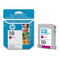 Original HP 10 Magenta Ink Cartridge (C4843AE)