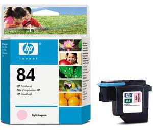 Original HP 84 Light Magenta Printhead (C5021A)