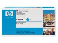 Original HP C9731A Cyan Toner Cartridge