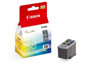 Original Canon CL-38 Colour Ink cartridge