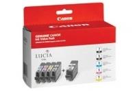Original Canon PGI-9 BK/C/M/Y/GY 1034B011AA Multipack