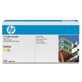 Original HP CB386A Yellow Image Unit