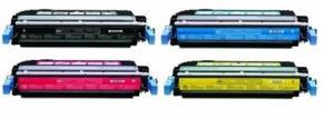 Compatible HP CB40 Toner Cartridge Multipack (CB400A/CB401A/CB402A/CB403A)