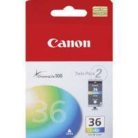 Original Canon CLI-36 4-Colour Ink Cartridge