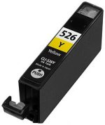 Compatible Canon CLI-526 Yellow Ink Cartridge