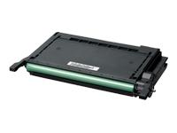 Original Samsung CLPK660A Black Toner Cartridge