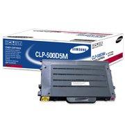 Original Samsung CLP500D5M Magenta Toner Cartridge