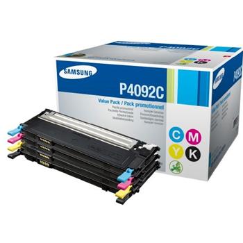 Original Samsung CLT-P4092C Rainbow Pack