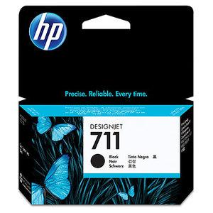 Original HP 711 Black Ink Cartridge (CZ129A)
