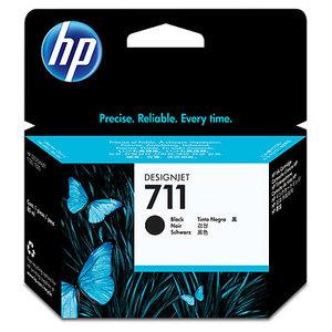 Original HP 711 Black Ink cartridge High Capacity (CZ133A)