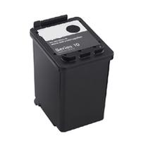 Remanufactured Dell GM720/YY640 Black Ink Cartridge (SERIES 10)