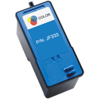 Remanufactured Dell JF333 Ink All in One Colour cartridge  (series 6)