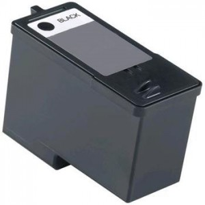 Remanufactured Dell J5566/M4640 Black High Capacity Ink cartridge (592-10092) (Series 5)