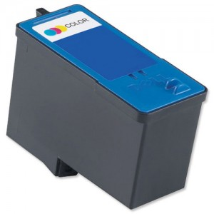 Remanufactured Dell J5567/M4646 Colour (592-10091) High Capacity Ink cartridge (Series 5)