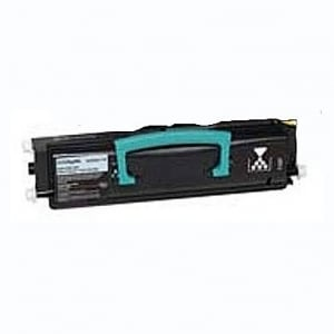 Original Lexmark E352H11E Black Toner Cartridge