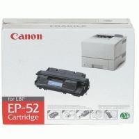 Original Canon EP-52 Black Toner Cartridge
