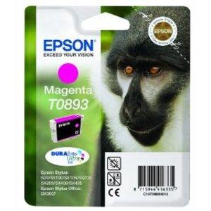 Original Epson T0893 Magenta Ink cartridge