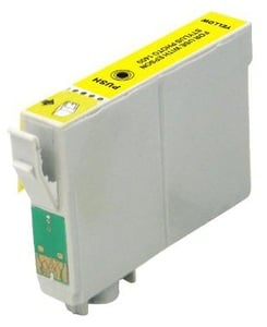 Compatible Epson 18XL Yellow Ink cartridge High Capacity (T1814)