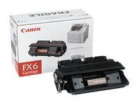 Original Canon FX6 Black Toner Cartridge