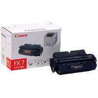 Original Canon FX7 Black Toner Cartridge