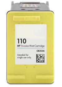 Remanufactured HP 110 (CB304AN)  Colour Ink cartridge High Capacity