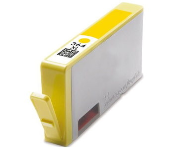 Compatible HP 364XL Yellow Ink Cartridge (CB325EE)
