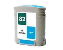 Compatible HP 82 Cyan Ink cartridge