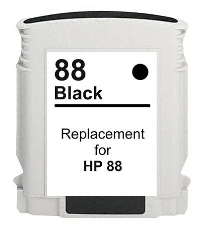 Compatible HP 88XL Black Ink cartridge