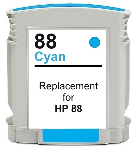 Original HP 88XL Cyan Ink Cartridge C9391AE