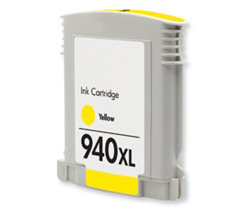 Original HP 940XL Yellow  Ink cartridge (C4909AE) High Capacity