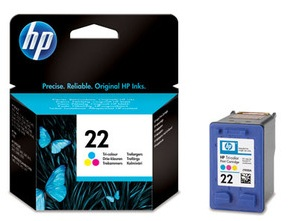 Original HP 22 Colour Ink cartridge [5ml]