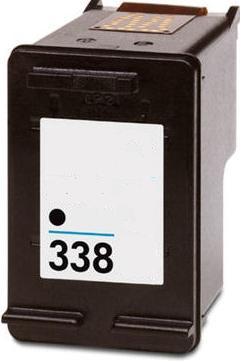 Remanufactured HP 338 (C8765EE) High Capacity Black Ink cartridge