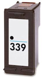 Remanufactured HP 339 (C8767EE) High Capacity Black Ink cartridge