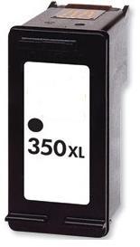 Remanufactured HP 350XL Black  Ink cartridge (CB336EE) High Capacity